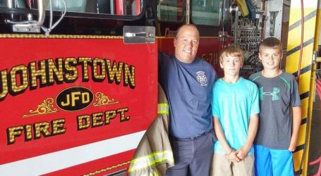 Firefighter Finally Fulfills His Dreams with Network Marketing