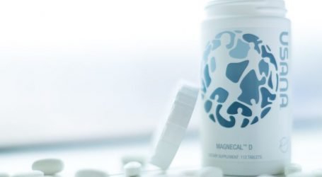 Third Party Seal of Approval for USANA Magnesium Supplement
