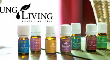 Young Living Essential Oils Moves Into Huge New Market