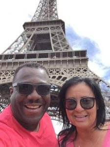 Kevin and his wife enjoy their Network Marketing Success.